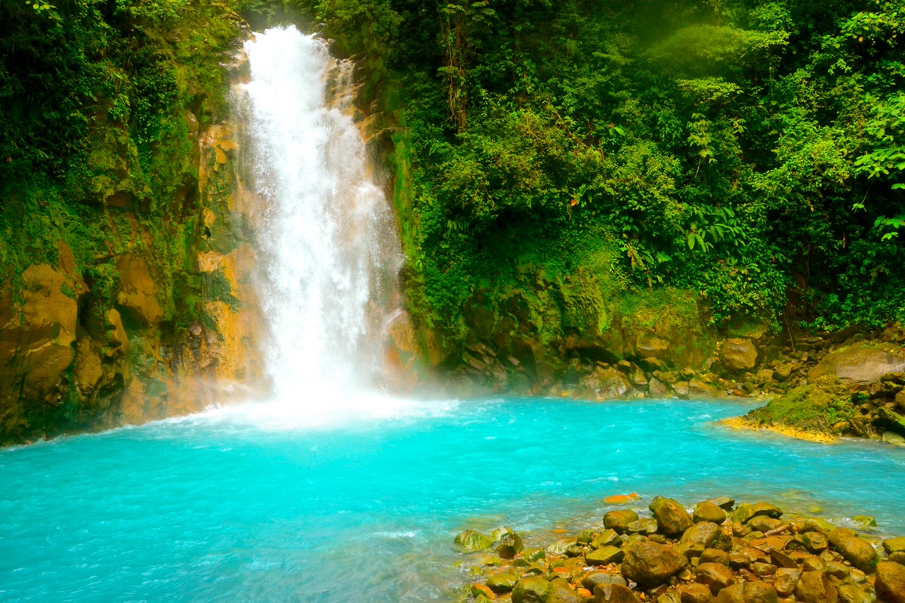 Rio Celeste The Magic Of Costa Rica Rock N Rove